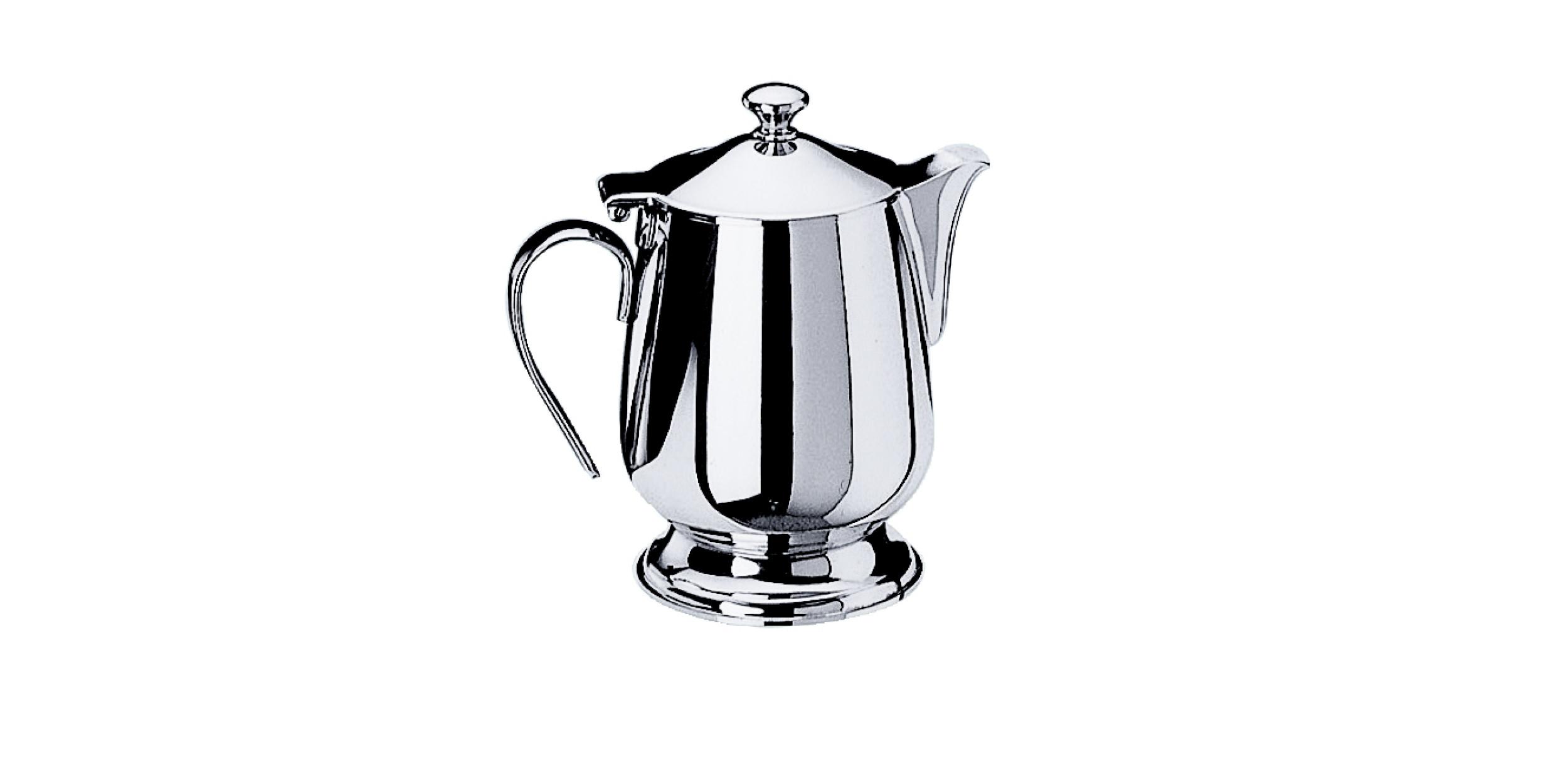 Coffee Pot Bombata with base