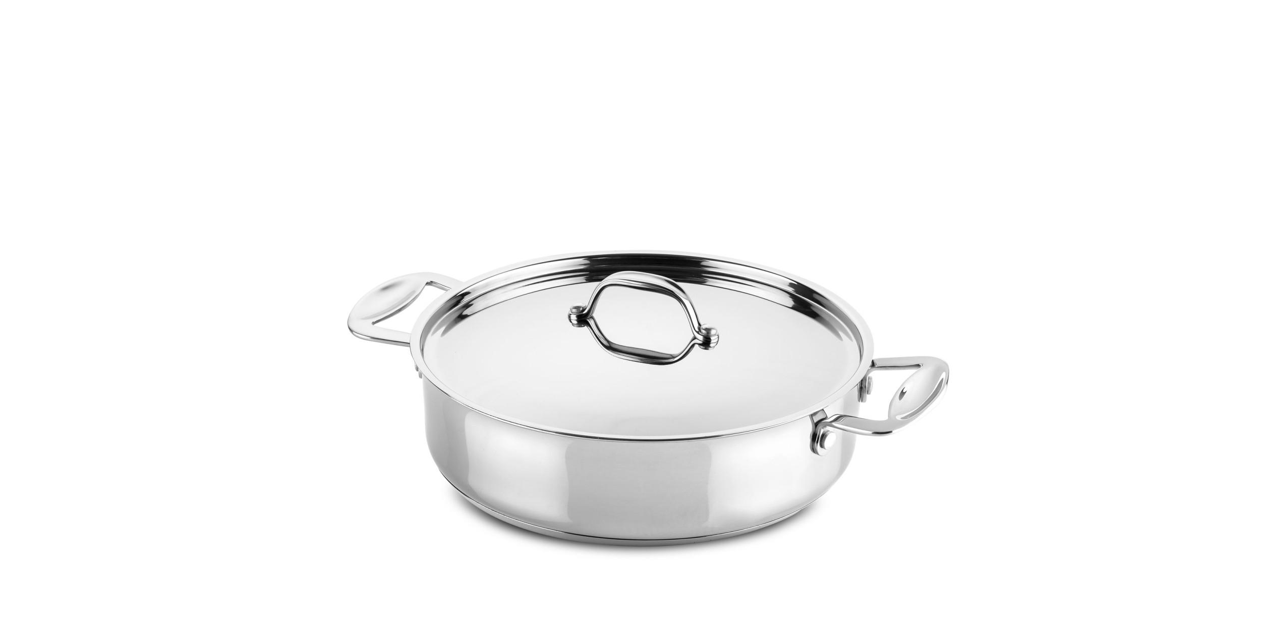 Frying Pan 2 Handles 26 Cm Glamour