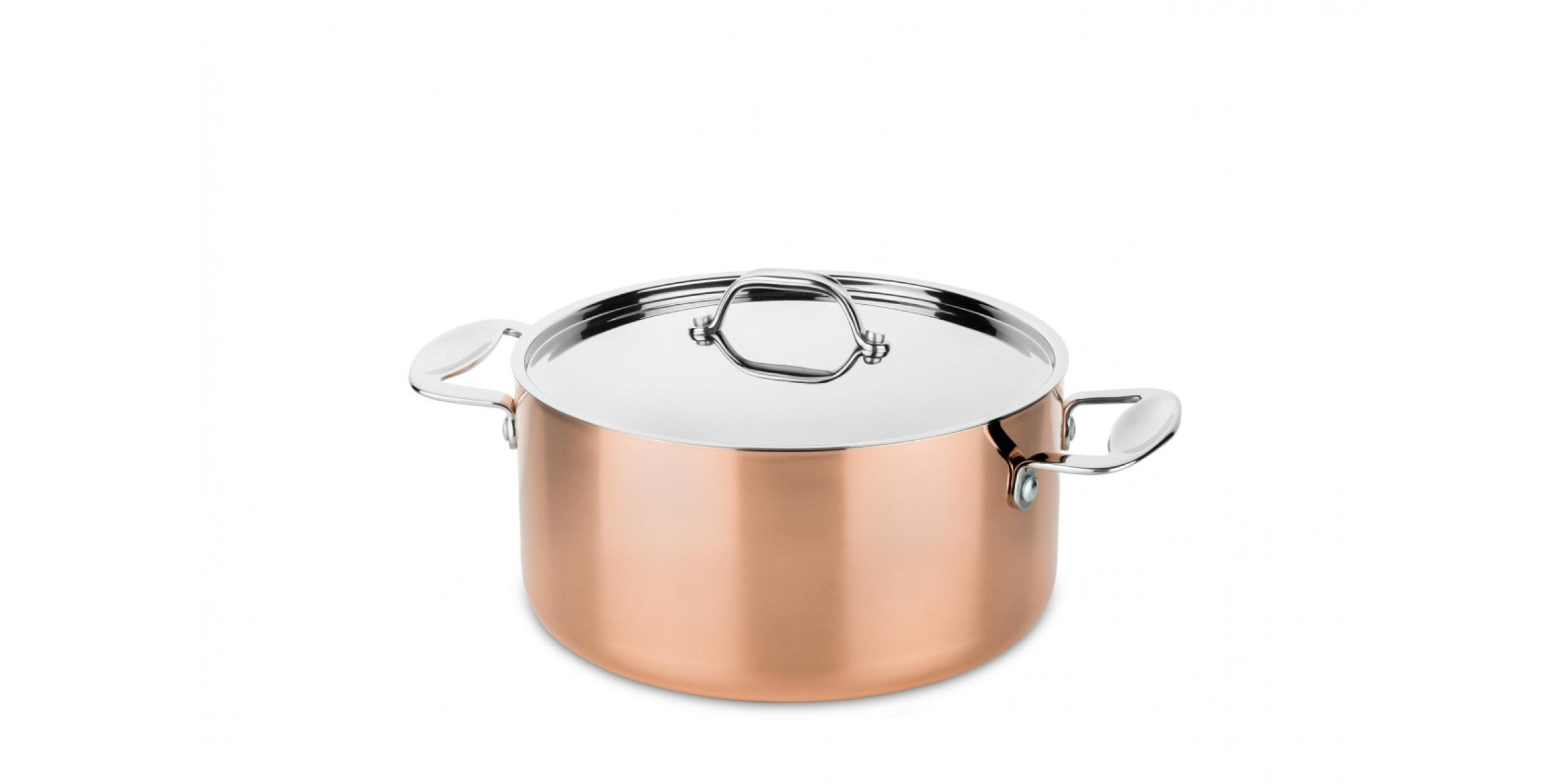 Toscana casserole ø24cm with lid