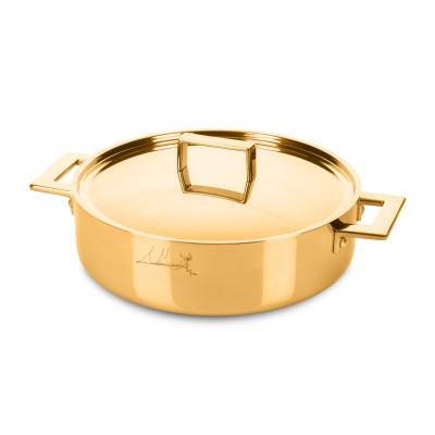 Frying pan 2 handles 'Attiva'