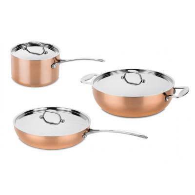 Toscana Cookware 6 piece set