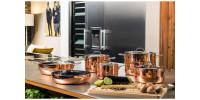 Toscana Cookware 8 piece set